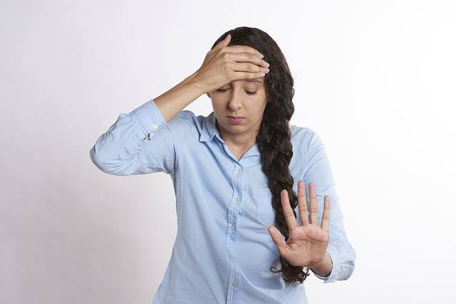 Upset Overwhelmed Stress - Free photo on Pixabay (345057)
