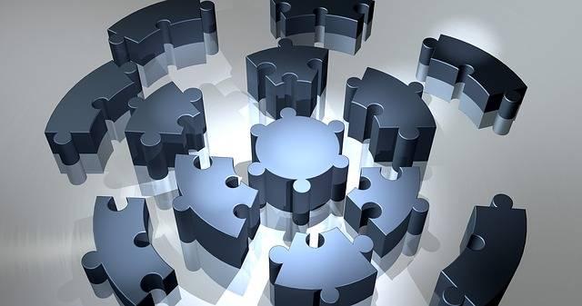 Puzzle Kreispuzzel Platform - Free image on Pixabay (345162)