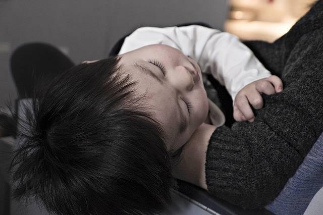 Toddler Boy Sleeping - Free photo on Pixabay (345171)