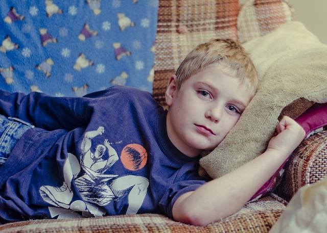 Boy Cranky Sad Laying - Free photo on Pixabay (347579)