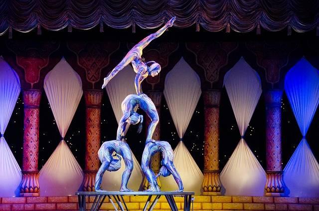 Acrobats Circus Contortion - Free photo on Pixabay (347818)