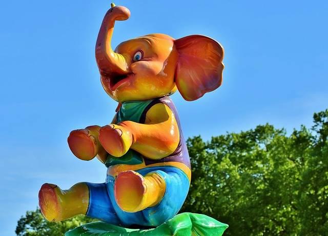 Elephant Figure - Free photo on Pixabay (348733)