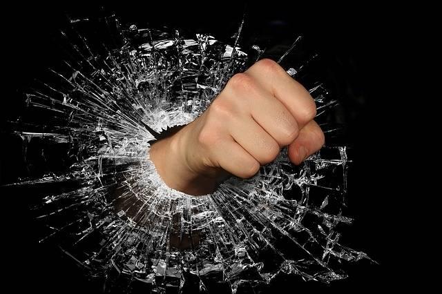 Fist Strength Anger - Free photo on Pixabay (348979)
