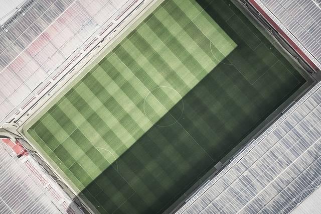 Stadium Arena Aerial View - Free photo on Pixabay (350767)