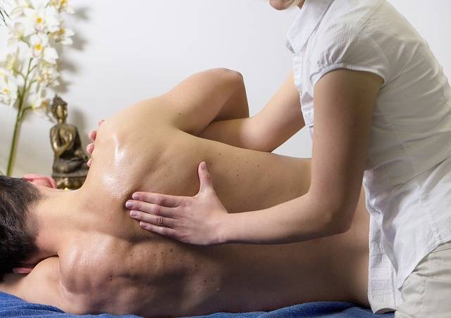 Massage Shoulder Human - Free photo on Pixabay (351308)