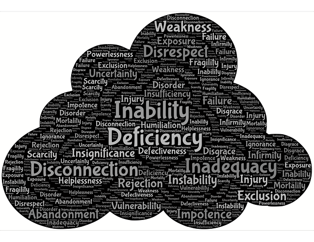 Cloud Insecurity Negativity - Free image on Pixabay (351333)