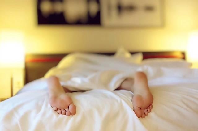 Sleeping Tired Bed - Free photo on Pixabay (351889)