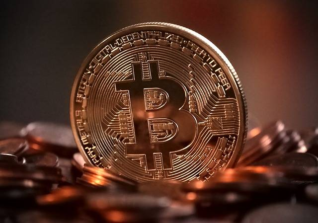 Bitcoin Cryptocurrency Digital - Free photo on Pixabay (352725)