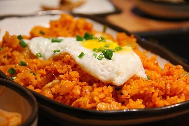 Kimchi Fried Rice - Free photo on Pixabay (352828)