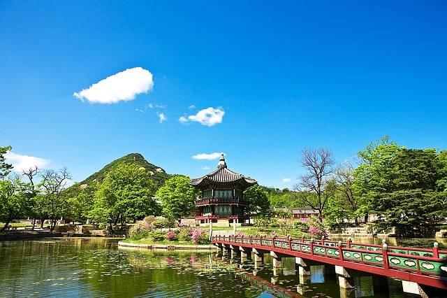 Towards The Garden Gyeongbok - Free photo on Pixabay (352830)