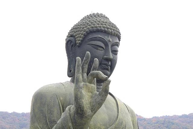 Buddha Statue Korea Meditation - Free photo on Pixabay (352946)