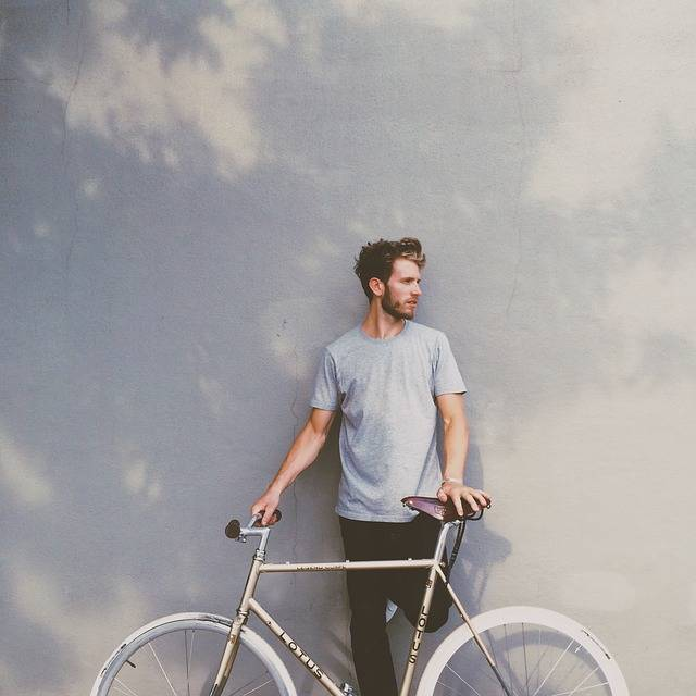 Guy Bike Bicycle - Free photo on Pixabay (352989)