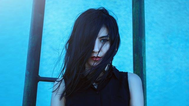 Girl Mystic Portrait - Free photo on Pixabay (352995)