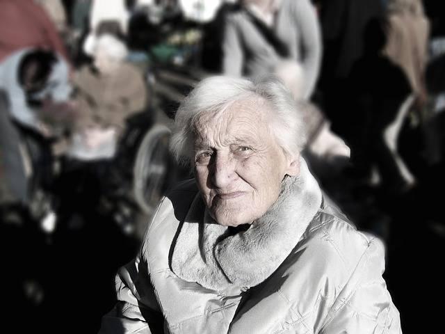 Dependent Dementia Woman - Free photo on Pixabay (353052)