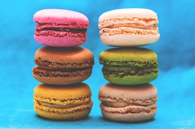 Colorful Macaroons Pastry - Free photo on Pixabay (353750)