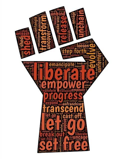 Fist Liberate Change - Free image on Pixabay (355070)