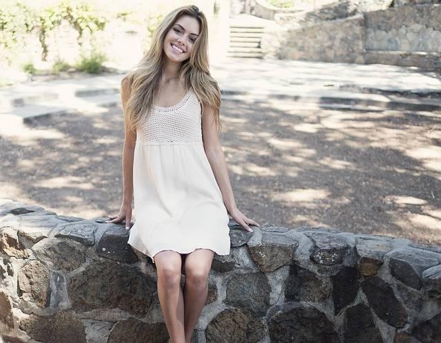 Beautiful Girl Smiling - Free photo on Pixabay (355421)