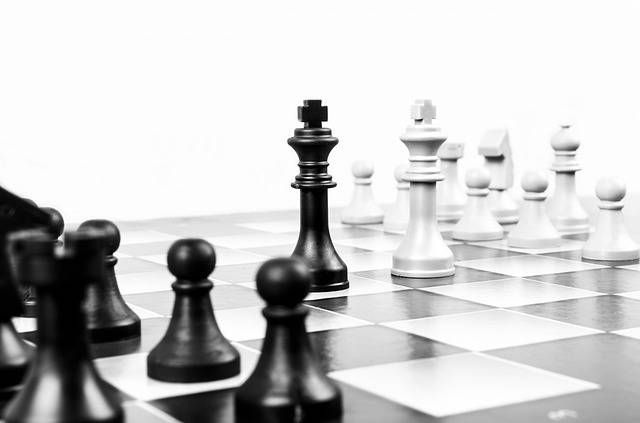Chess Metaphor Board - Free photo on Pixabay (355736)