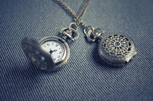 Pocket Watch Locket - Free photo on Pixabay (356338)