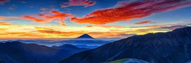 Mount Fuji Volcano Japan Morning - Free photo on Pixabay (357609)