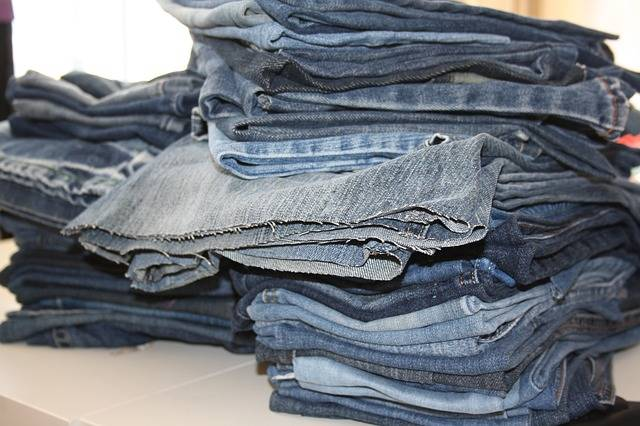 Old Jeans Pile Of Recycling - Free photo on Pixabay (357834)