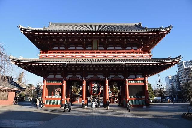 Sensoji Tokyo Japan - Free photo on Pixabay (358435)