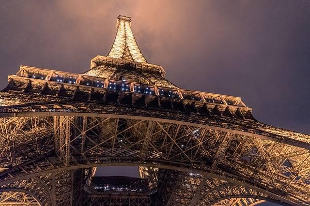 Architecture Eiffel Tower Paris - Free photo on Pixabay (358993)