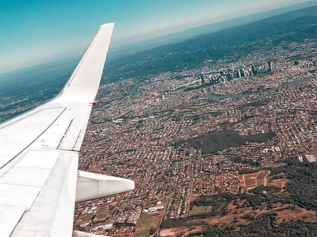 Aerial Brisbane City - Free photo on Pixabay (359016)