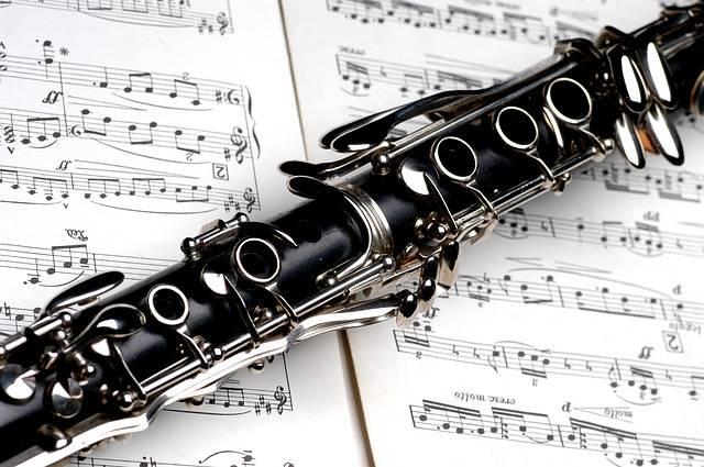Clarinet Music Instrument - Free photo on Pixabay (359102)