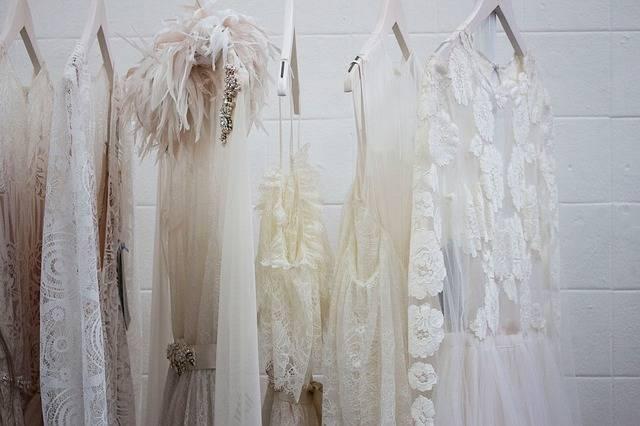 Dress White Wardrobe - Free photo on Pixabay (359672)