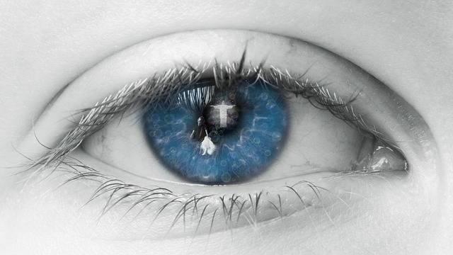 Eye Blue Human - Free photo on Pixabay (360847)