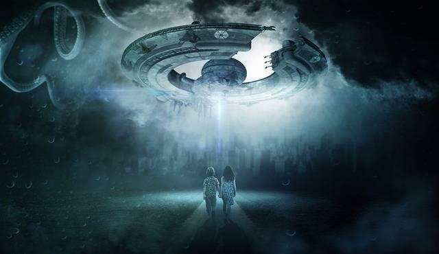 Ufo Children Alien - Free photo on Pixabay (360863)