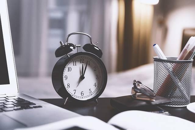 Time Alarm Clock - Free photo on Pixabay (361085)