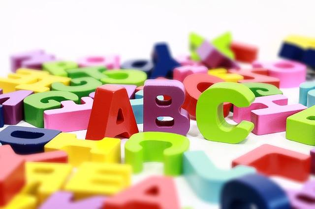 Alphabet Abc Letter - Free image on Pixabay (363403)