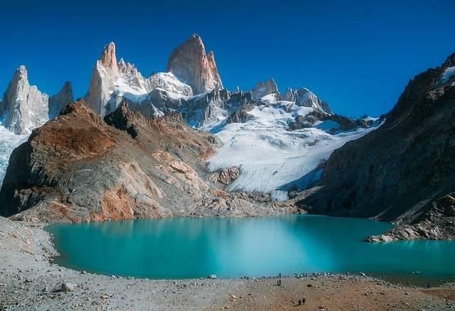 Mount Fitzroy Patagonia Mountain - Free photo on Pixabay (363967)