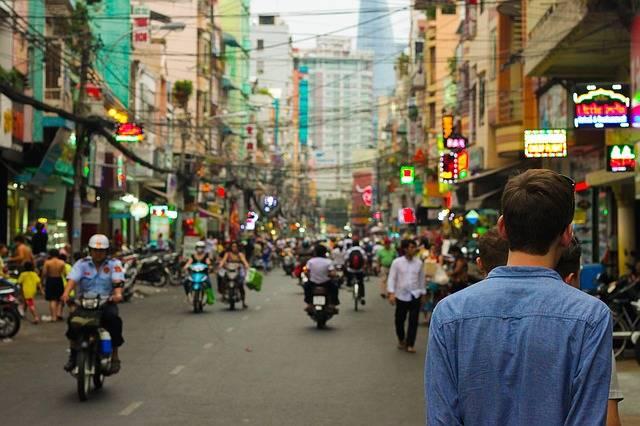 City Street Traffic Urban - Free photo on Pixabay (363982)
