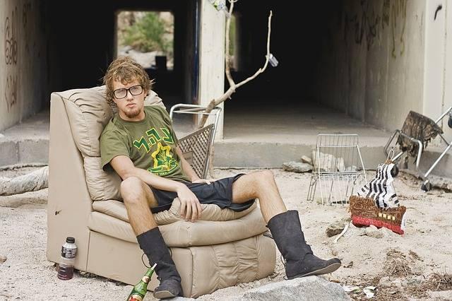 Man Homeless - Free photo on Pixabay (364517)