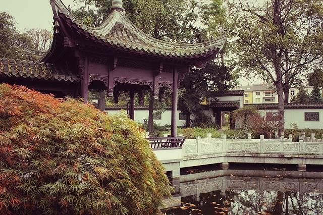 Chinese Garden Park Japanese - Free photo on Pixabay (364678)