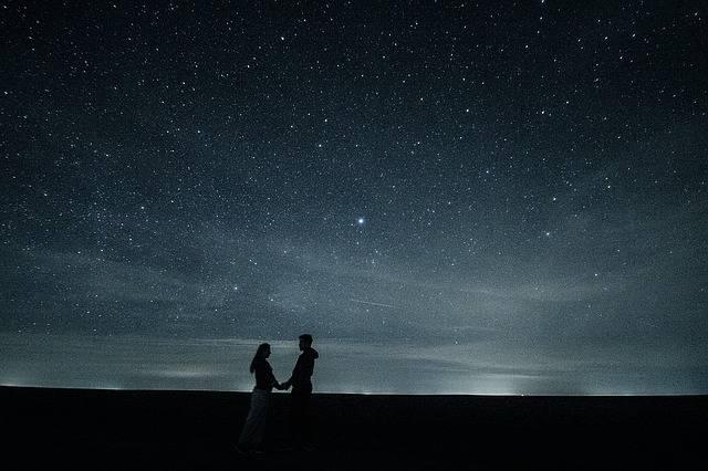 Couple Love Stars - Free photo on Pixabay (365735)
