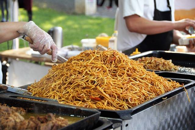 Chinese Noodles Food - Free photo on Pixabay (365867)