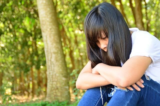 Girl Sad Thinking - Free photo on Pixabay (365923)