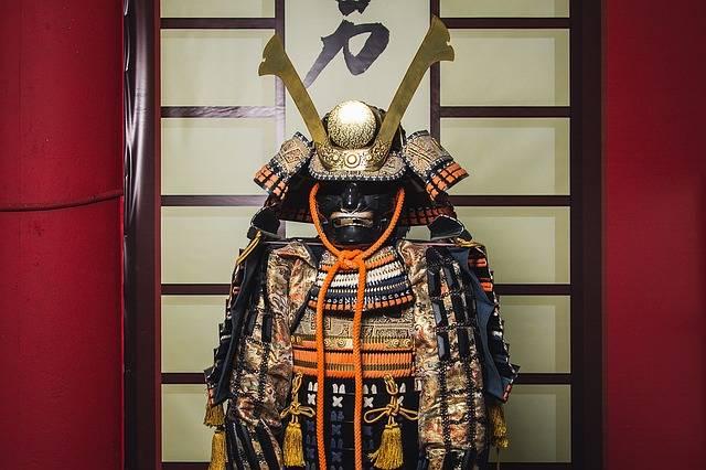 Samurai Armor Warrior - Free photo on Pixabay (366108)