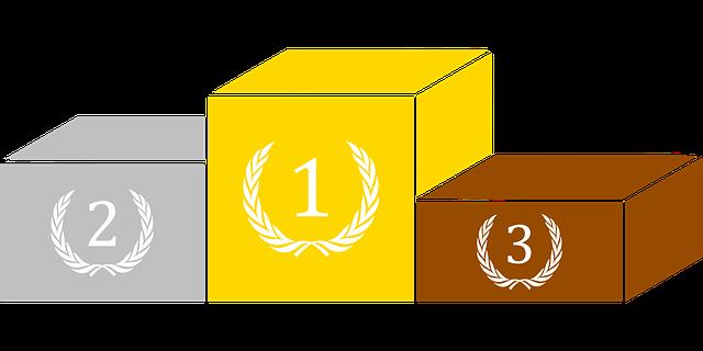 Podium Sport Trophy - Free vector graphic on Pixabay (366240)