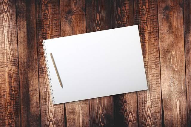 Table Wood Notepad - Free photo on Pixabay (366319)