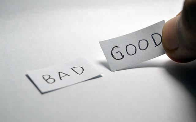 Good Bad Opposite - Free photo on Pixabay (367262)