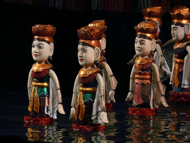 Water Puppet Vietnam - Free photo on Pixabay (367529)