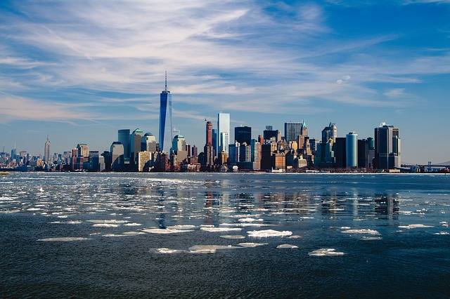 New York Skyline City - Free photo on Pixabay (367945)