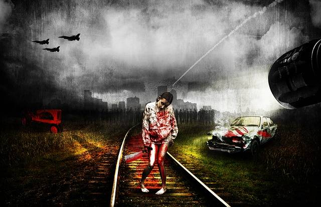 Apocalypse Zombie Death - Free image on Pixabay (368042)