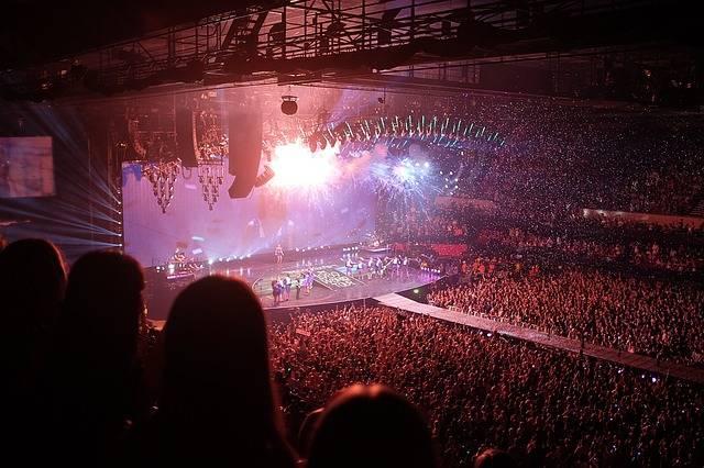 Concerts Audience Spectators - Free photo on Pixabay (368534)