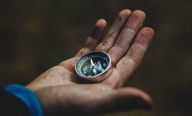 Compass Hand Travel - Free photo on Pixabay (368670)